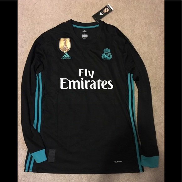Real Madrid Away Jersey 22# Isco NWT